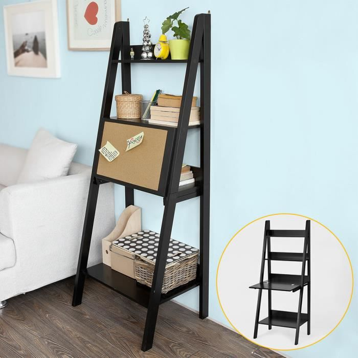 bureau etagere achat vente bureau etagere pas cher. Black Bedroom Furniture Sets. Home Design Ideas