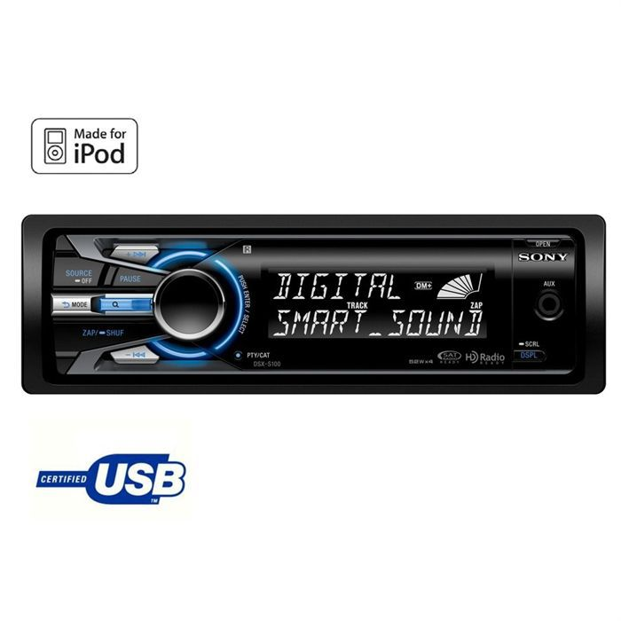 Download this Autoradio Sony Dsx picture