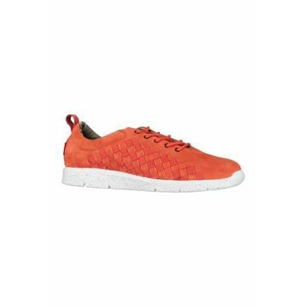 Orange Running Tesella Vans Floral M Baskets xBEqwI5