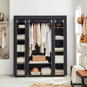 armoire penderie tissu achat vente armoire penderie. Black Bedroom Furniture Sets. Home Design Ideas