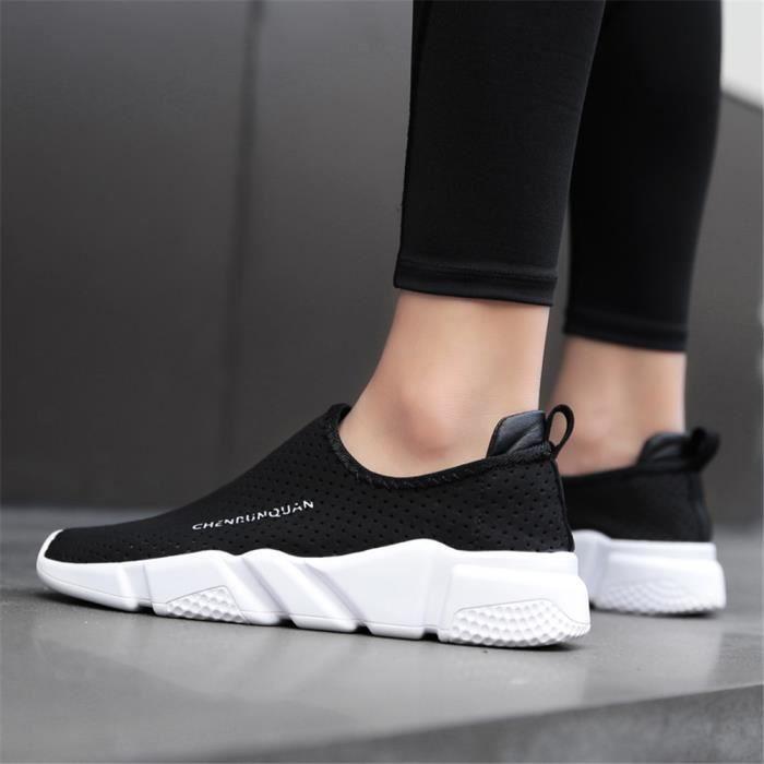 Slip-On Hommes Poids Léger Durable Chaussures 2018 été Élégant Respirant Classique Hommes Chaussure