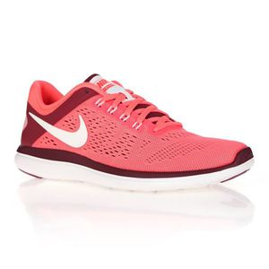 CHAUSSURES DE RUNNING NIKE Baskets de Running Flex Rn - Femme - Rose