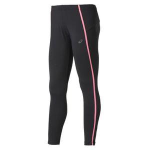 LEGGING ASICS  Legging de running TIGHT- Femme - Noir/Rose