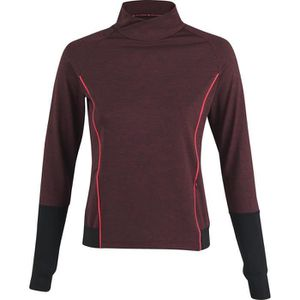 MAILLOT DE RUNNING ATHLI-TECH T-shirt de running Eden - Femme - Rouge