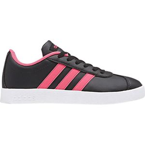 outlet store exquisite design factory authentic ADIDAS Baskets VL Court 2.0 - Enfant Fille - Noir et rose