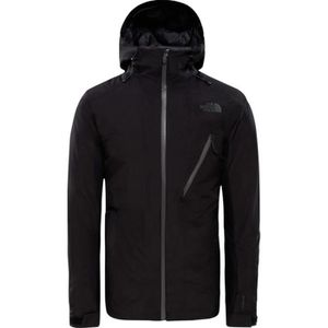 c2ec4650db BLOUSON MANTEAU DE SPORT THE NORTH FACE Veste Descendit - Homme - Noir