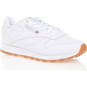 CHAUSSURES MULTISPORT REEBOK Baskets Classic Leather - Femme - Blanc