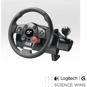 VOLANT PC Logitech volant de course Driving Force GT PC-PS3