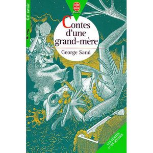 Livre 9 -12 ANS Contes d'une grand-mère
