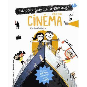 Livre 6-9 ANS Fais ton cinéma