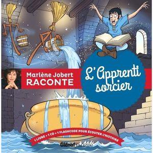 Livre 3-6 ANS L'Apprenti sorcier. Avec 1 CD audio