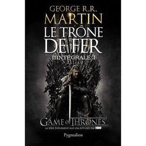Livre Integrale Game Of Thrones