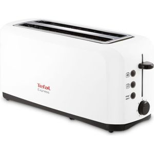 TEFAL TL270101 Grille-pain Express - Blanc