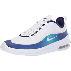 BASKET NIKE Baskets Air Max Axis - Homme - Blanc et Bleu