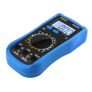 MULTIMÈTRE AN8202 Multimètre numérique Instrument de mesure é