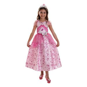 POUPÉE Barbie Princesse costume pastel Size: S-104