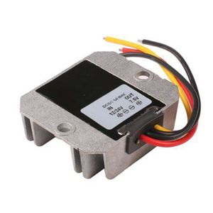 SODIAL R CC Convertisseur de puissance Step Down Module Adaptateur 12V // 24V A 6V 5A CC // CC