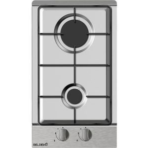 PLAQUE GAZ Domino Gaz - BELDEKO BTG2Z-C01IX