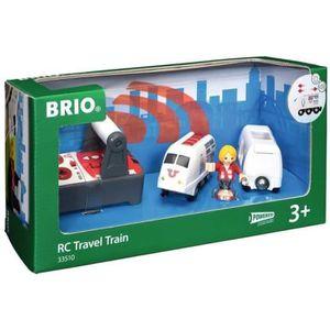 CIRCUIT BRIO World  - 33510 - Train De Voyageur Radiocomma