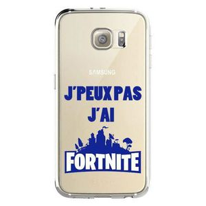 coque samsung galaxy s6 fortnite