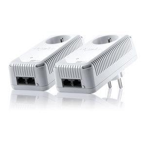 COURANT PORTEUR - CPL Kit de 2 adaptateurs CPL Devolo dLAN 500 duo+ Star