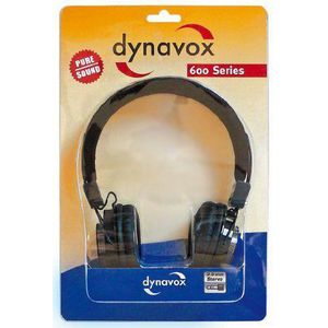 CASQUE - ÉCOUTEURS DynaVox 4250019122101 - CASQUES  ECOUTEURS -  HP-6