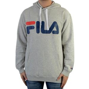 SWEATSHIRT Sweat A Capuche Fila Classic Light Grey