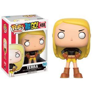 Funko Pop Vinyl DC Teen Titans Go-Trigon Exclusive POP