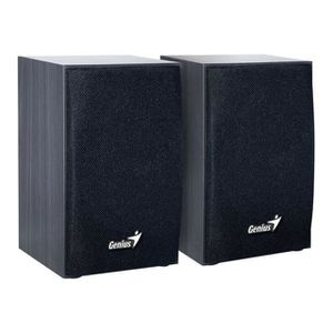 HAUT-PARLEUR - MICRO GENIUS Haut parleurs HP SP HF 160 - USB - 4 Watts