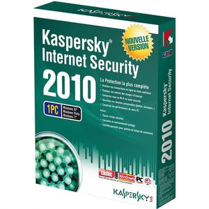 ANTIVIRUS Kaspersky Internet Security 2010