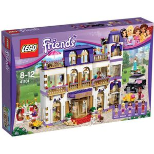 ASSEMBLAGE CONSTRUCTION LEGO® Friends 41101 Le Grand Hôtel De Heartlake Ci