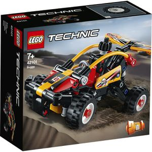 ASSEMBLAGE CONSTRUCTION LEGO® Technic 42101 - Le buggy