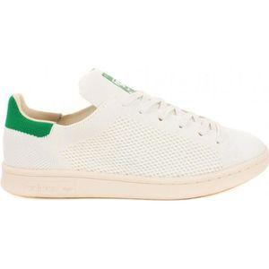 BASKET Chaussures Stan Smith - Primeknit Blanche et Verte