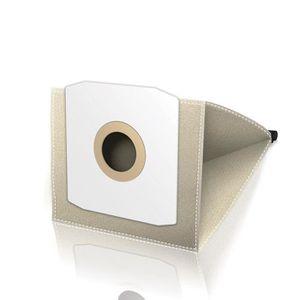 Pour adapter ELECTROLUX BOSS Aspirateur Poussière Papier Sac 5 Pack