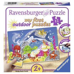 PUZZLE RAVENSBURGER My first outdoor puzzle - Amusant mon