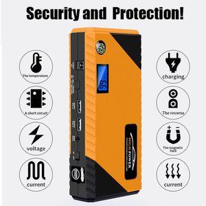 STATION DE DEMARRAGE 99800mAh Booster Batterie Démarreur De Voiture Por