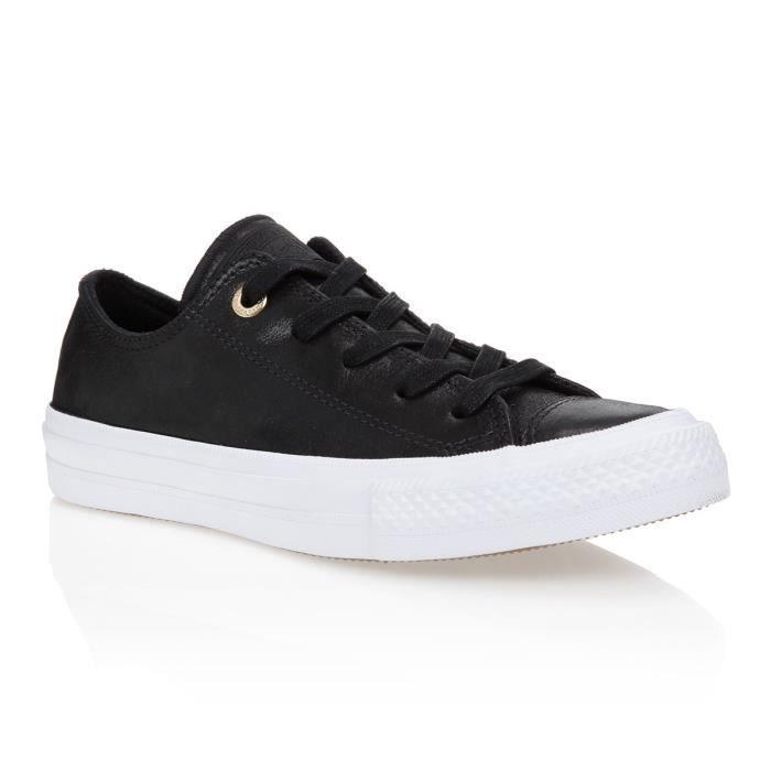 CONVERSE Chaussures Ctas II Ox - Femme - Noir