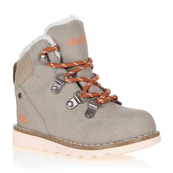 ELLESSE Chaussures Après-Ski Lofoten - Enfant garçon - Gris