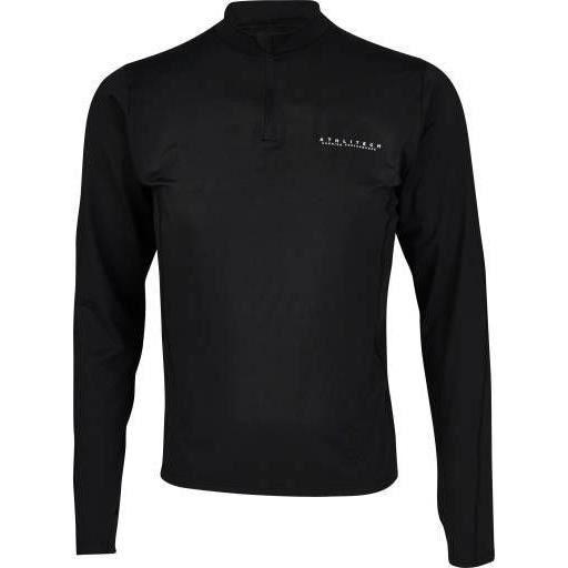 ATHLI-TECH T-shirt de running Eclipse Ml - Homme - Noir