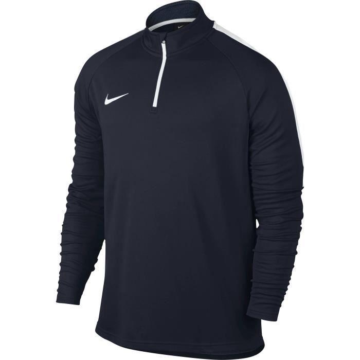 NIKE Maillot de football Dry Academy Dril - Homme - Noir
