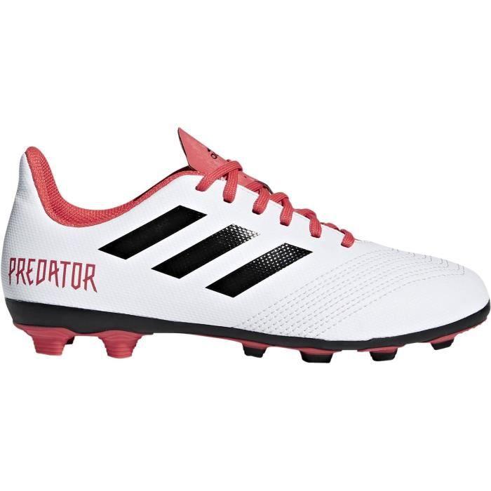 ADIDAS Chaussures de football Predator 18.4 FxG - Enfant garçon ...