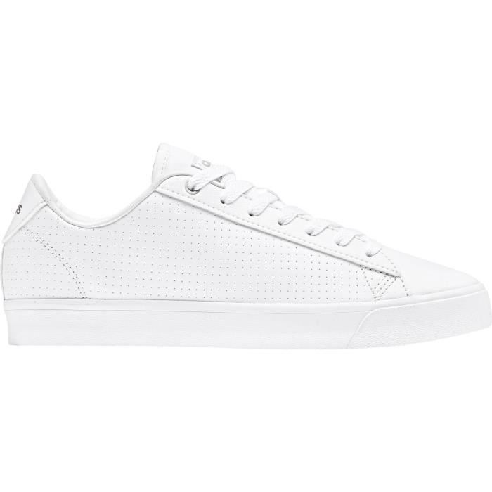competitive price 447ac 5fafe ADIDAS Baskets Cloudfoam Daily QT Performance - Femme - Blanc