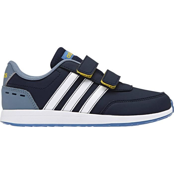 ADIDAS Baskets Switch 2 Vlc - Enfant mixte - Bleu marine