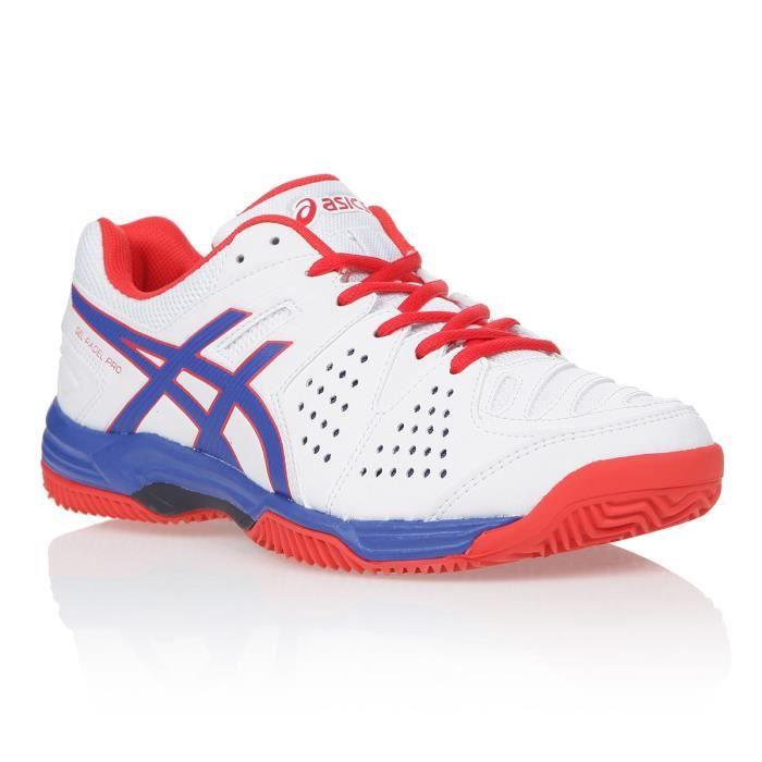 ASICS Chaussures de tennis Gel-Padel Pro - Homme - Blanc