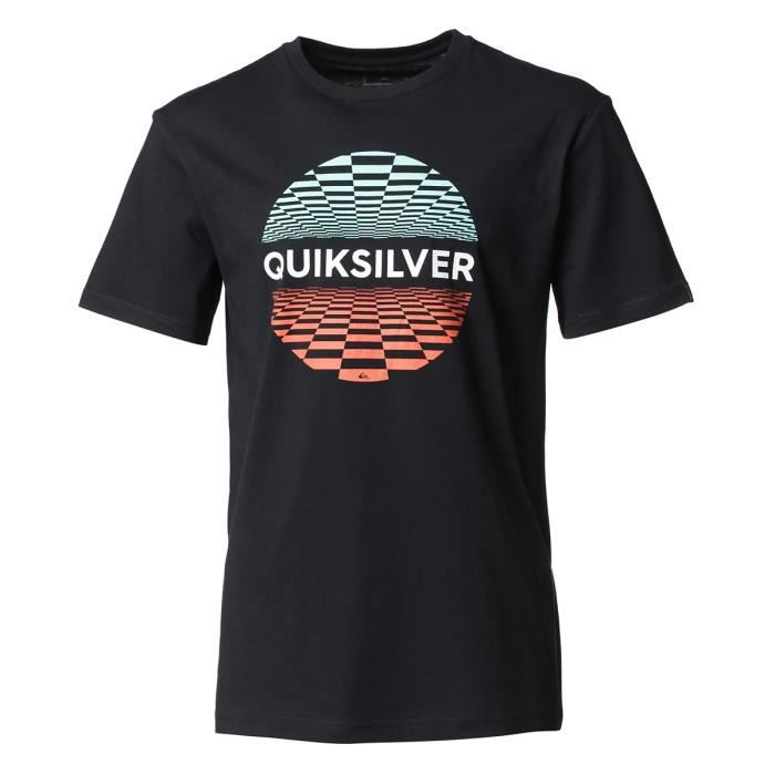 tee shirt quiksilver homme soldes