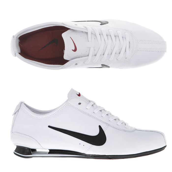 Nike Baskets Shox Rivalry Homme Pas Cher
