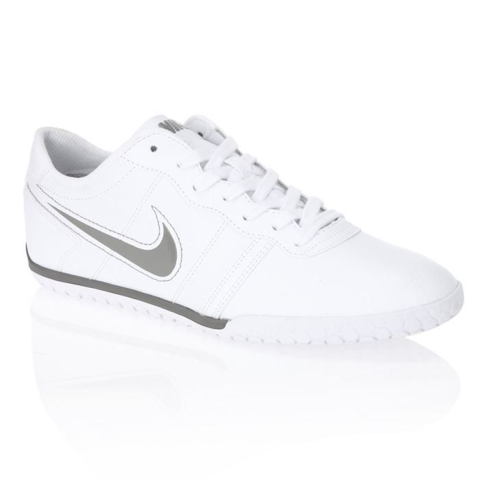 basket blanche homme nike