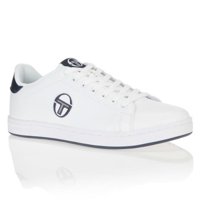 Chaussures Sergio Tacchini blanches Casual homme