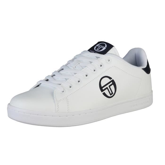 sergio tacchini baskets gran torino chaussures homme blanc. Black Bedroom Furniture Sets. Home Design Ideas