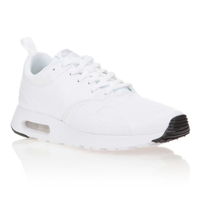 new style 14920 a50cc Nike baskets air max blanc homme